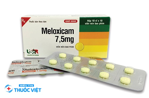Những điều cần biết về thuốc Meloxicam