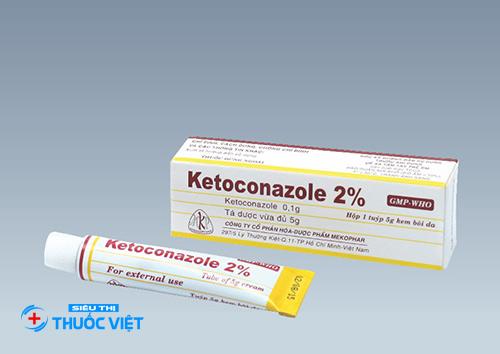 Sử dụng thuốc Ketoconazol chống nấm đúng cách