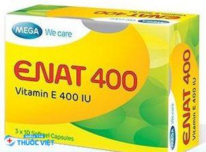 Enatural 400 Việt Pháp bảo vệ nhan sắc phái đẹp