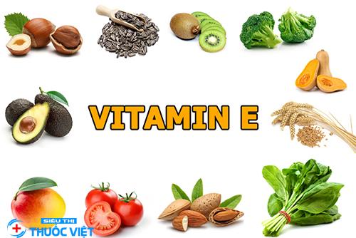 Trước khi dùng vitamin E bạn nên biết những gì?