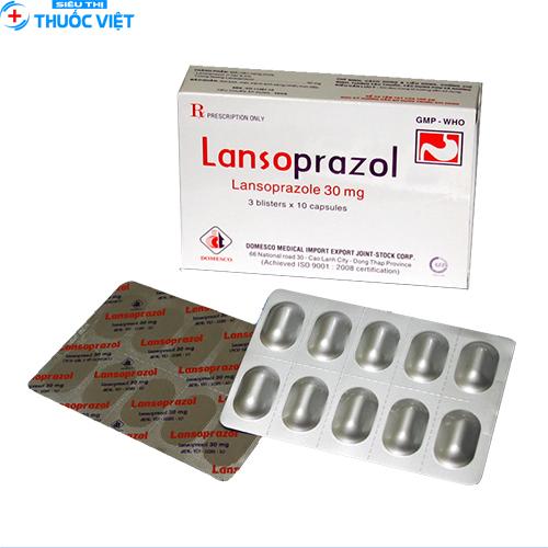 Bạn nên dùng thuốc lansoprazole như thế nào?