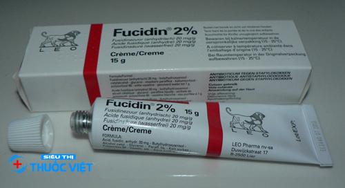 Tìm hiểu về thuốcFucidin trong cách sử dụng