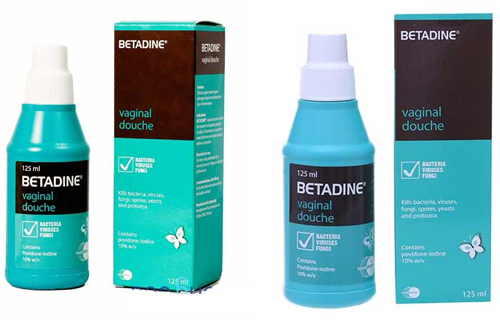 Betadine là gì?