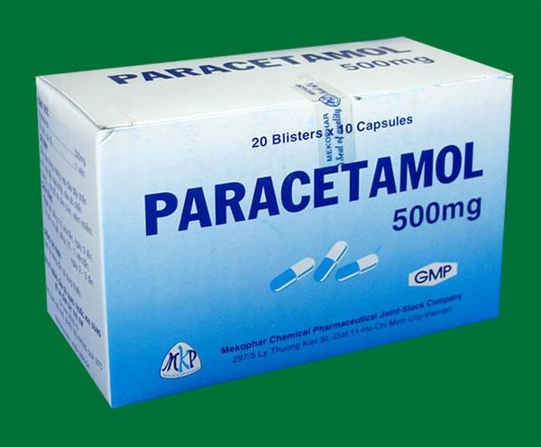 Điều gì xảy ra khi quá liều paracetamol ở trẻ em?
