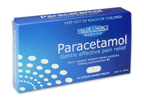 Paracetamol là thuốc gì?