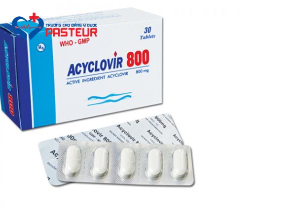 Hướng dẫn sử dụng thuốc Acyclovir an toàn và hiệu quả