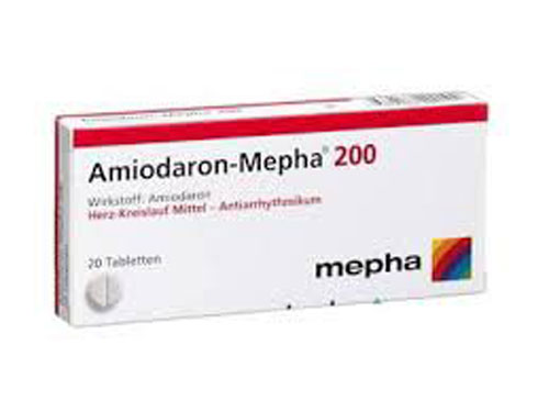 Liều dùng của thuốcamiodaronenhư thế nào?
