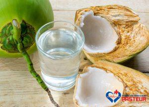 Tác dụng bất ngờ của nước dừa tươi đối với sức khỏe
