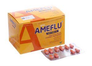 Thuốc Ameflu là thuốc gì? và được sử dụng như thế nào?