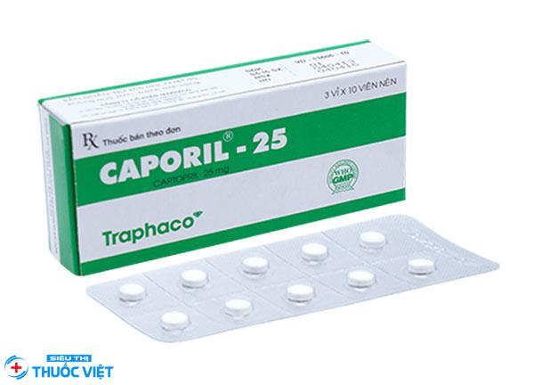 Tư vấn liều dùng thuốc Captopril chuẩn Dược sĩ