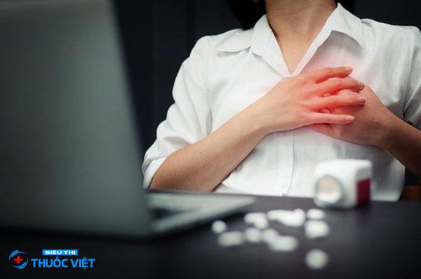 Thuốc Accupril® trị cao áp và suy tim