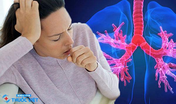 Thuốc Bambuterol dùng cho người bị bệnh hen suyễn