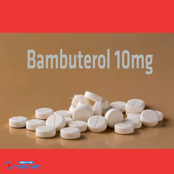 Thuốc Bambuterol