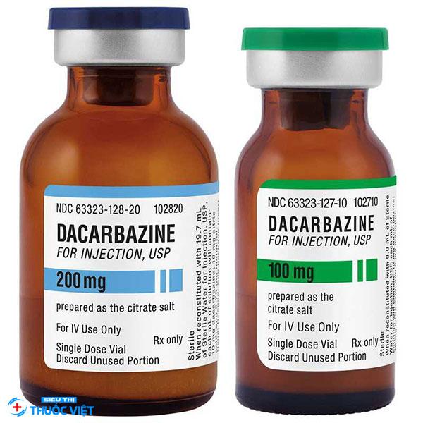 Tổng quan về thuốc Dacarbazine